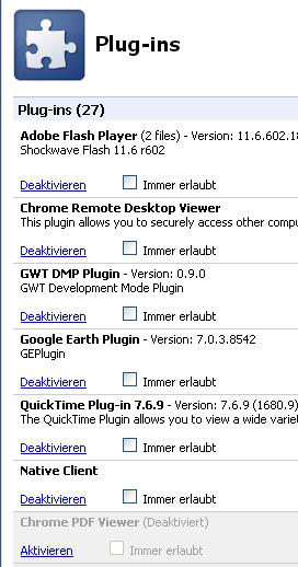chrome pdf viewer deaktivieren